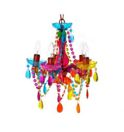Present Time - Lampadario Chandelier Gipsy Small