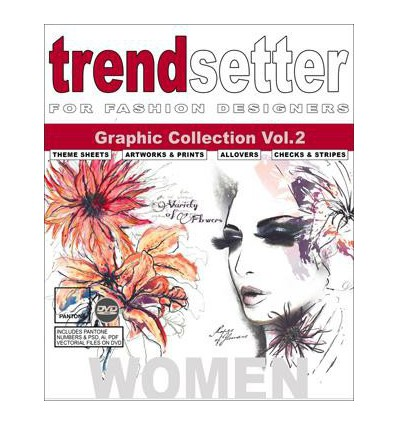 Trendsetter Women Graphic Collection 2 incl. DVD