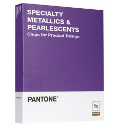 Specialty Metallics & Pearlescents Chips for products design