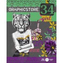 Graphicstore - Girl 34 incl. DVD