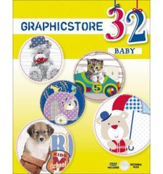 Graphicstore - Baby 32 incl. DVD
