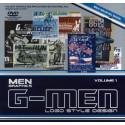 G-Men Logo Style Design Vol. 1 incl. DVD