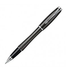 Parker - Urban Premium Metallic Black Chiselled