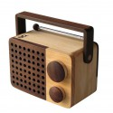 WOODEN RADIO IKONO++