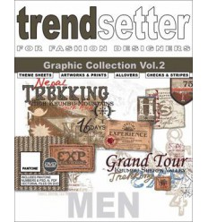 TRENDSETTER MEN GRAPHIC COLLECTION Vol.2 incl. DVD € 589,00