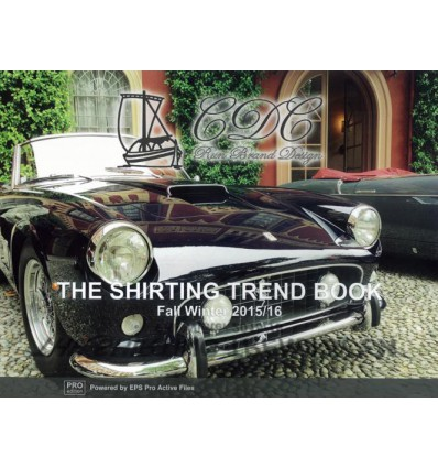 The Shirting Trend Book A-W 2015-2016 incl. DVD
