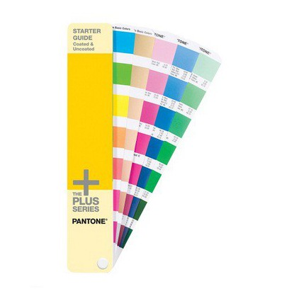 Pantone Plus Starter Guide solid coated & uncoated