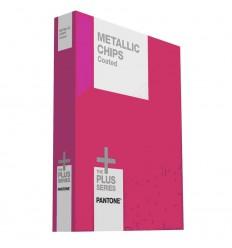 Pantone Metallics Chips Coated