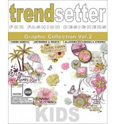 TRENDSETTER - KIDS GRAPHIC COLLECTION VOL. 2 INCL. DVD € 589,00