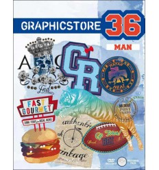 Graphicstore - Man 36 incl. DVD