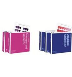 PANTONE® PLASTICS opaque & transparent selector