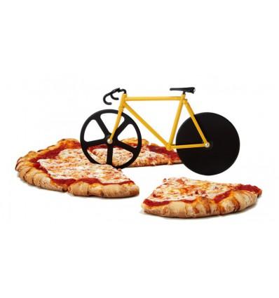Doiy - Fixie Pizza Cutter Gialla