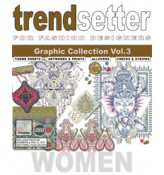 Trendsetter Women Graphic Collection Vol. 3 incl. DVD € 589,00