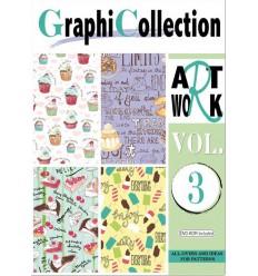 GraphiCollection Artwork Vol. 3 incl. DVD € 49,00 Miglior Prezzo