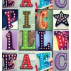 PUSHER CIRCUS LETTERS H