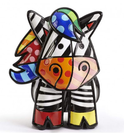 BRITTO FIGURINA ZEBRA LOYALTY LIMITED EDITION