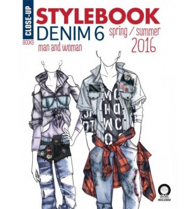 Close-Up Stylebook Denim 06 S-S 2016
