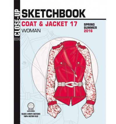 CLOSE-UP SKETCHBOOK 17 COAT & JACKET S-S 2016