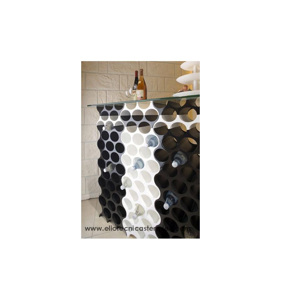 koziol portabottiglie set up. Black Bedroom Furniture Sets. Home Design Ideas