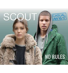SCOUT CASUAL A-W 2016-17