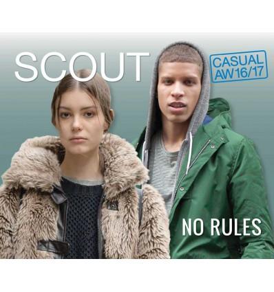 SCOUT CASUAL A-W 2016-17