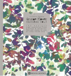 Grunge Flower Textures Vol. 1 incl. DVD € 130,00 Miglior Prezzo