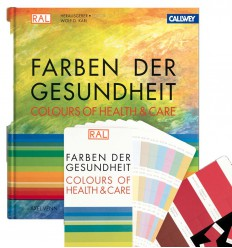 COLOURS OF HEALTH & CARE (book + fan deck)
