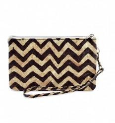 MIGHTY WALLET POCHETTE IN TYVEK