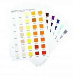 Pantone Cotton Chip Set Supplemento 210 colori