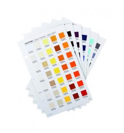 Pantone Cotton Planner Supplemento 210 colori