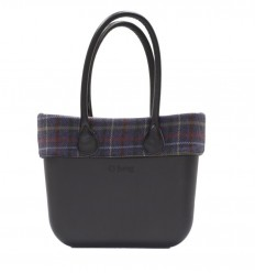Full Spot Bordo Tartan per O'Bag