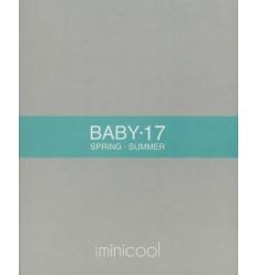 Minicool S-S 2017 Original Graphic Design for Babies