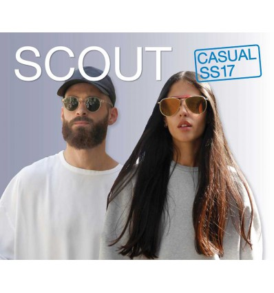 SCOUT CASUAL S-S 2017