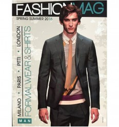 Fashion Mag man Formalwear & Shirts S-S 2016