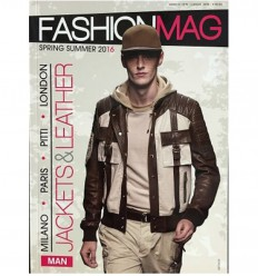 Fashion Mag man Jackets & Leather s-s 2016