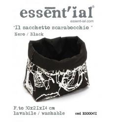 ESSENT'IAL SACCHINO SCARABOCCHIO