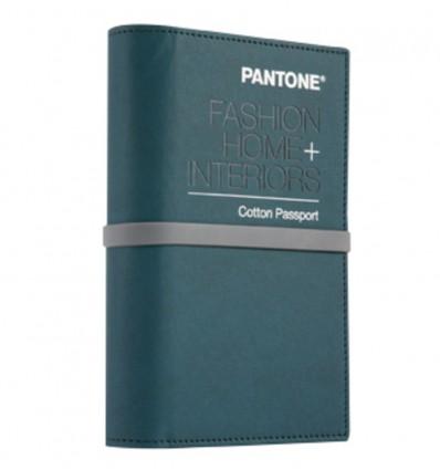 PANTONE F. & H. COTTON PASSPORT - 2.310 COLORI (INCLUDE 210 NUOVI COLORI)