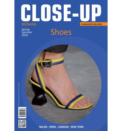 Close-Up Shoes Woman S-S 2016
