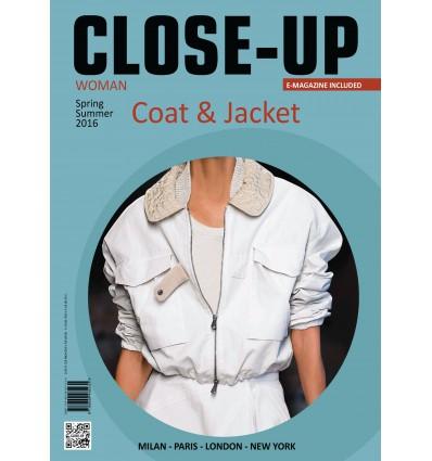 Close-Up Coat & Jacket S-S 2016