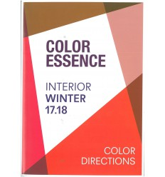 COLOR ESSENCE INTERIOR WINTER 17-18