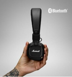 Marshall Cuffie Major II Bluetooth