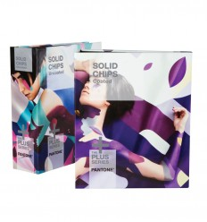 Pantone Solid Chips Coated & Uncoated - 2 Libri