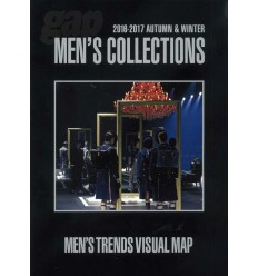 Collections Men Trend Visual Map A-W 2016-17