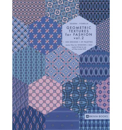 Geometric Textures for Fashion 2 incl. DVD