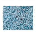 PALOMAR PIN CITY PARIS MAPPA FELTRO