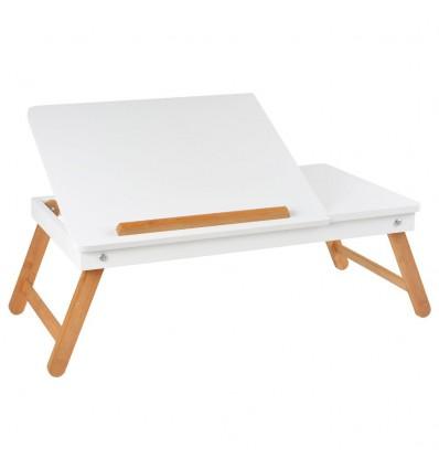 LA CHAISE LONGUE Table Ordinateur Nomade