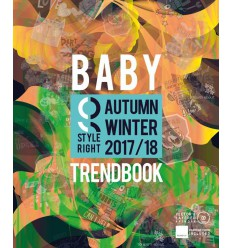 Style Right Babywear Trendbook A-W 2017-18 incl. DVD