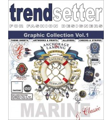 Trendsetter - Marine & Classic Graphic Collection Vol. 1 incl.