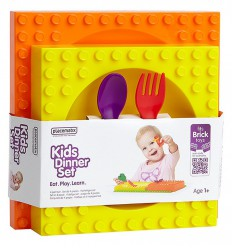 PLACEMATIX KIDS DINNER SET