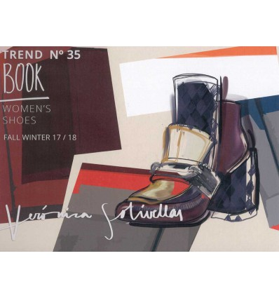 SHOES TREND BOOK 35 A-W 2017-18 BY VERONICA SOLIVELLAS